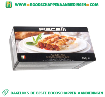 Piacelli Cannelloni aanbieding