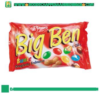 Piasten Big ben chocolade pinda`s aanbieding