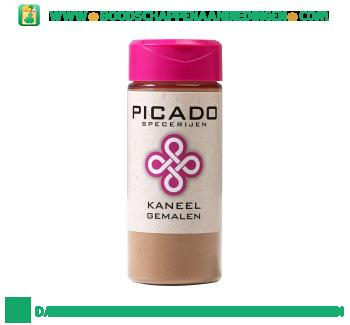 Picado Kaneel tafelstrooier aanbieding