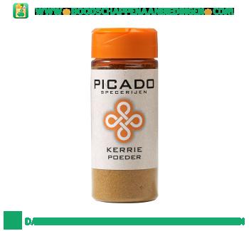 Picado Kerrie poeder tafelstrooier aanbieding