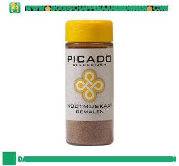 Picado Nootmuskaat tafelstrooier aanbieding