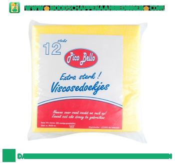 Picobello Gele doekjes aanbieding