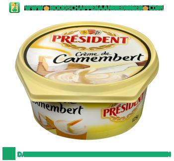 Président Crème de camembert aanbieding
