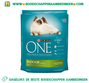 Purina One indoor aanbieding