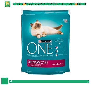 Purina One urinary care aanbieding