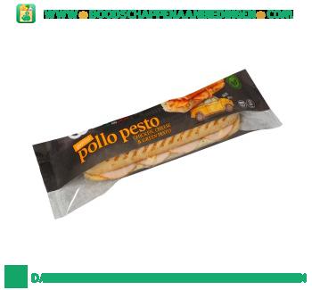 Qizini Panini pollo pesto aanbieding