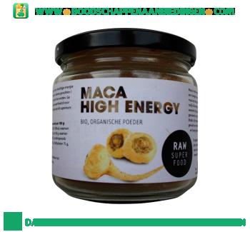 Raw Superfood Maca high energy poeder aanbieding