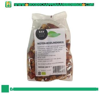 Raw Superfood Noten-rozijnenmix aanbieding