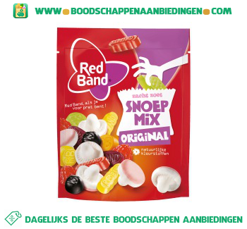 Red Band Snoepmix original aanbieding