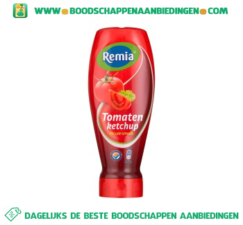 Tomaten ketchup aanbieding