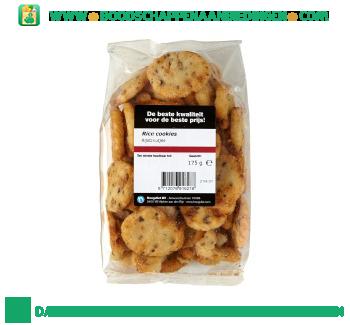 Rice cookies aanbieding