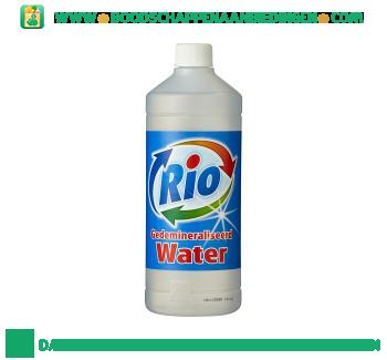 Rio Gedemineraliseerd water aanbieding