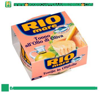 Rio Mare Tonno all'olio di olivo aanbieding