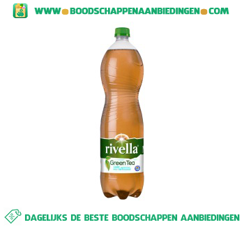 Rivella Green tea aanbieding