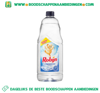Robijn Strijkwater vaporesse morgenfris aanbieding