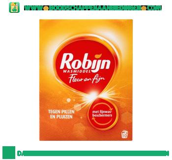 Robijn Wasmiddel Fleur & Fijn aanbieding
