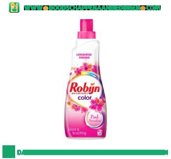 Robijn Wasmiddel Klein & Krachtig Pink Sensation Color aanbieding