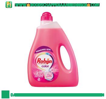 Robijn Wasmiddel Vloeibaar Pink Sensation Color aanbieding