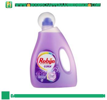 Robijn Wasmiddel Vloeibaar Purple Sensation Color aanbieding