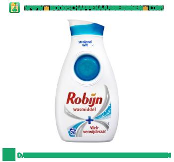 Robijn Wasmiddel Vloeibaar + Vlekverwijderaar Wit aanbieding