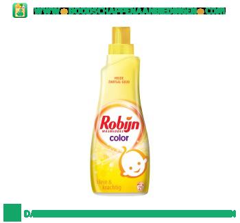 Robijn Wasmiddel klein & krachtig color Zwitsal aanbieding