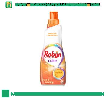 Robijn Wasmiddel klein & krachtig color aanbieding