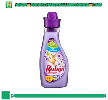 Robijn Wasverzachter vloeibaar lavendel bloem aanbieding