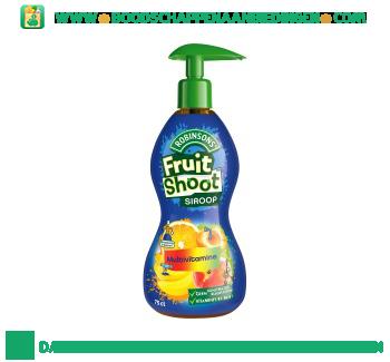 Robinsons Fruitshoot siroop pomp multi aanbieding