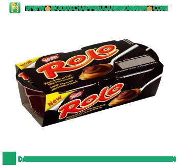 Rolo Crème dessert aanbieding