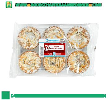 Roomboter appelkruimelkoeken aanbieding