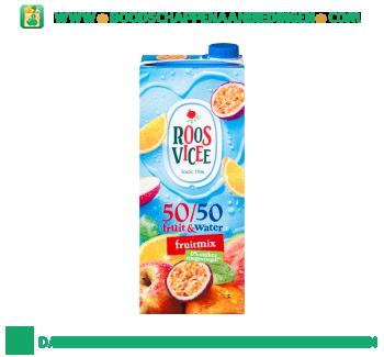 Roosvicee 50/50 fruitmix aanbieding