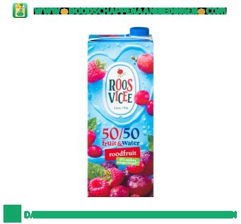 Roosvicee 50/50 roodfruit aanbieding