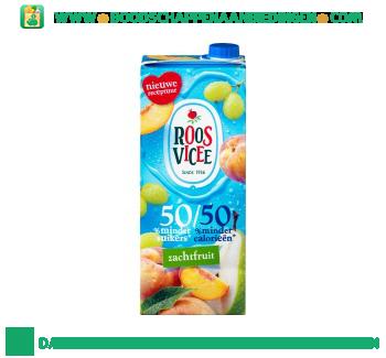 Roosvicee 50/50 zachtfruit aanbieding