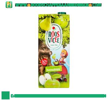 Roosvicee Fruitig drankje boomfruit aanbieding