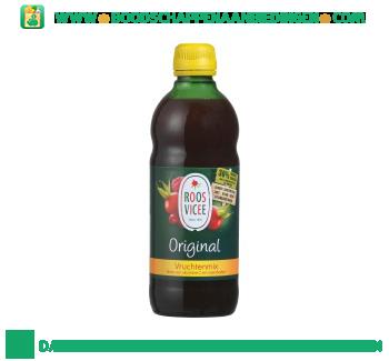 Roosvicee Siroop original vruchtenmix aanbieding