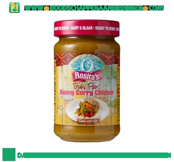 Rosita's Sunny curry aanbieding