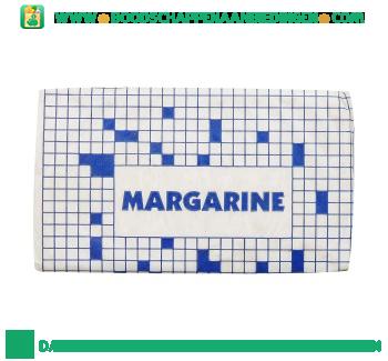 Ruitjes Margarine aanbieding