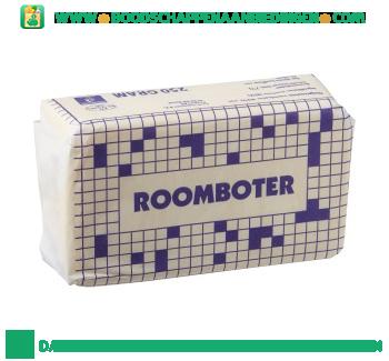 Ruitjes Roomboter ongezouten aanbieding