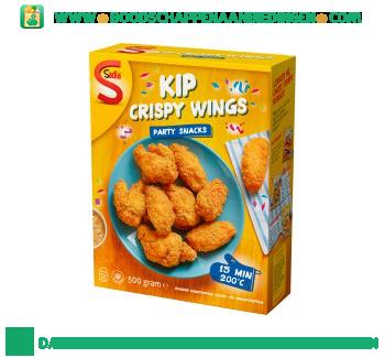 Sadia Crispy wings aanbieding