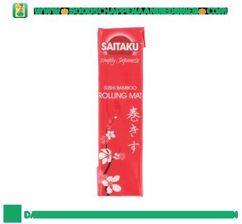 Saitaku Bamboe rolmat aanbieding