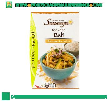 Boemboe Bali aanbieding