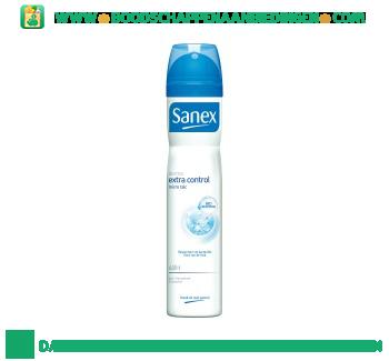 Sanex Deospray dermo extra control aanbieding