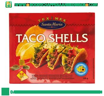Santa Maria Taco shells aanbieding