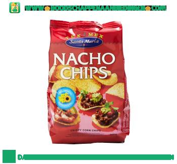 Santa Maria Tortilla chips nacho aanbieding
