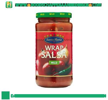 Santa Maria Wrap salsa mild aanbieding