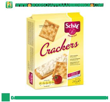 Schär Crackers aanbieding