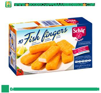 Schär Fishfingers glutenvrij aanbieding