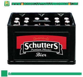 Schutters Krat 24 flesjes 0.30 liter aanbieding