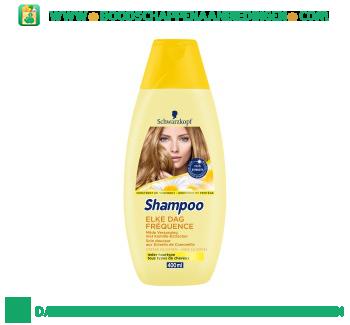 Shampoo elke dag aanbieding