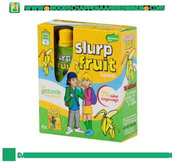 Servero Slurpfruit banaan aanbieding